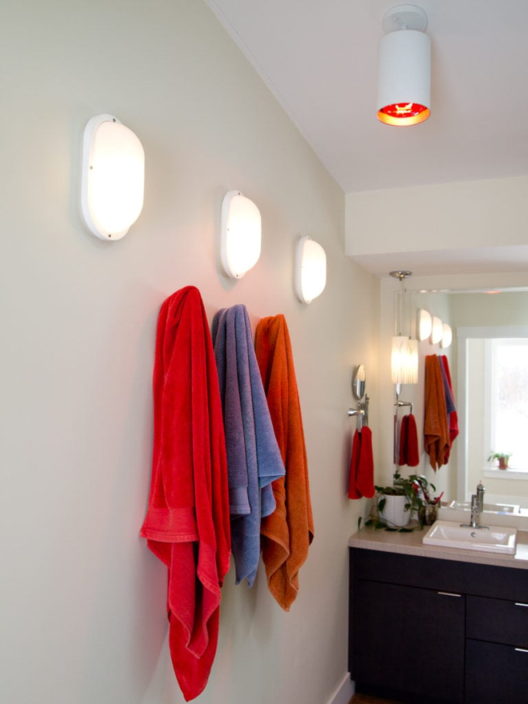 different bathroom lighting ideas